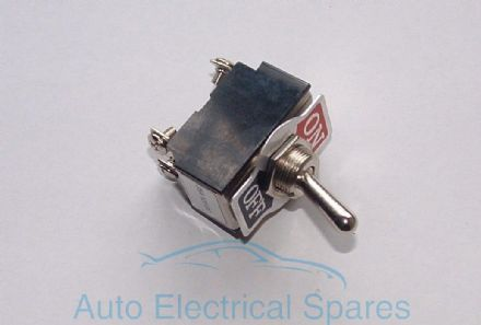 2434 Toggle switch 2 position 4 terminals OFF-ON DOUBLE POLL